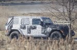 2018 Wrangler JL Spy Photos