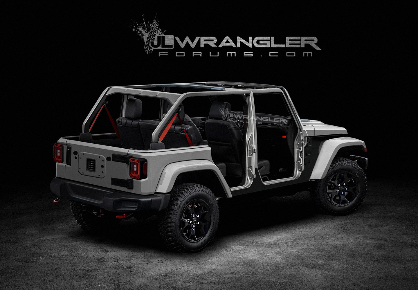 LEAKED! First Images Of The 2018 JL Wrangler ...