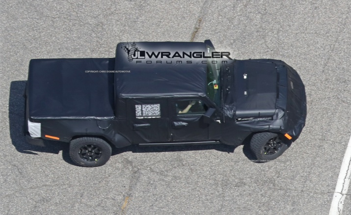 2019 JT Wrangler Pickup Truck